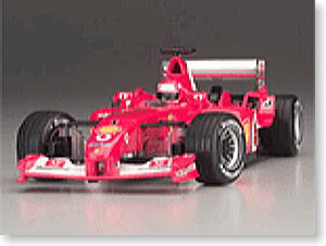 Ferrari F2003-GA No.2 (RC Model)