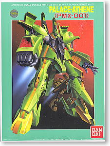 PMX-001 Palace-Athne (Gundam Model Kits)