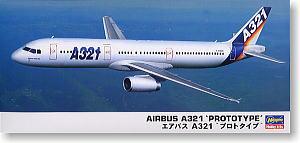 AIRBUS A321 Prototype (Plastic model)
