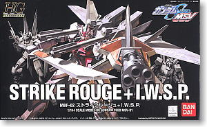 Strike Rouge IWSP (HG) (Gundam Model Kits)