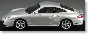 Porsche 911 Turbo (996) (Silver) (Diecast Car)