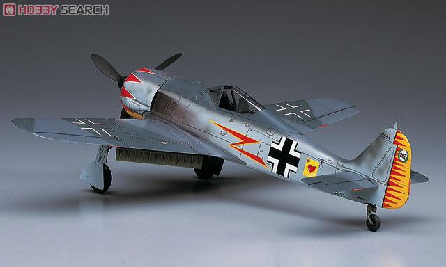 フォッケウルフ Fw 190A-5 (プラモデル)