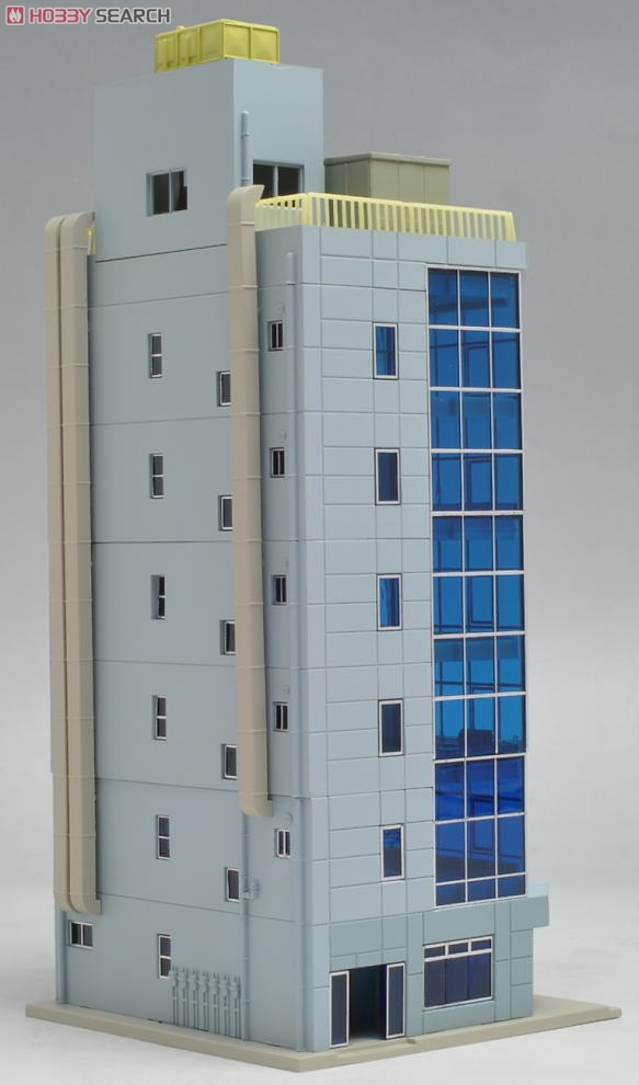 DioTown Metro Series 6 Floor Department Store, Blue (Shopping Complex 1, Blue) (Model Train) Item picture4