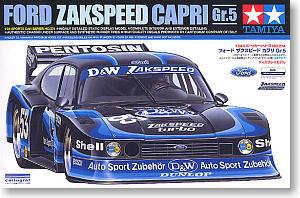 フォード ザクスピードカプリGr.5 (プラモデル)