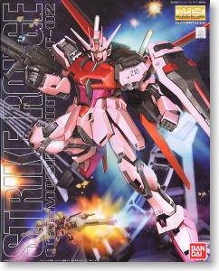 MBF-02 Strike Rouge (MG) (Gundam Model Kits)