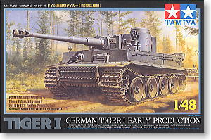 Tiger I Early Production Model (Plastic model)