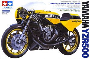 Yamaha YZR500  GP Racer (Model Car)