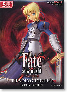 Fate/stay night Trading Figure 12 pieces (PVC Figure)