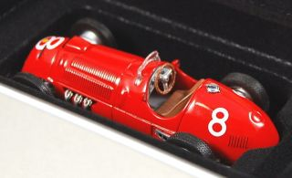 フェラーリ 125 F1 (No.8/イタリアGP1949ウイナー)アスカリ (ミニカー ...