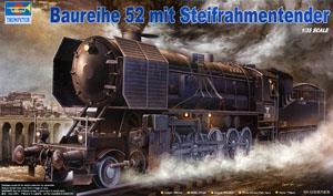 ドイツ軍用機関車 BR52 (プラモデル)
