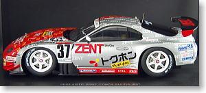 トヨタ スープラ JGTC 2003 ZENT トムス スープラ #37 (黒澤琢弥/M.アピチュラ) (ミニカー)