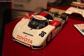 Toyota Tom/'s 84c le mans 24289 kit kit 1//24 Tamiya modelo coche con o Oh...