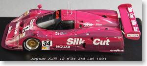 ジャガー XJR12 (No.34/1991年ル...
