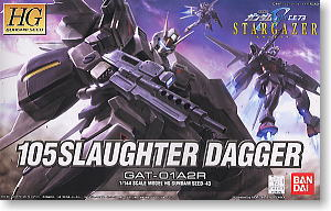 GAT-01A1 105 Slaughter (HG) (Gundam Model Kits)