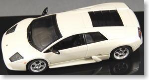 ランボルギーニ ムルシエラゴ 2001 (バルーン・ホワイト) (ミニカー)