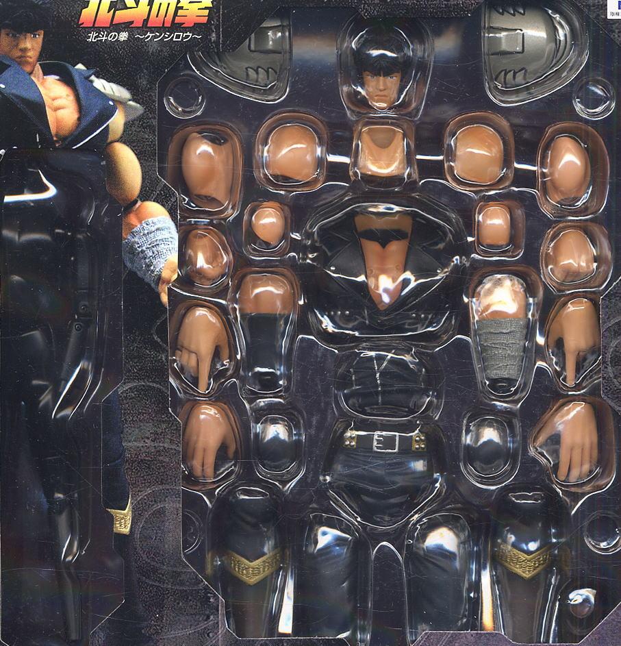 ハイパーヒーローダイナマイト合金コレクション 北斗の拳シリーズ01 ケンシロウ (フィギュア)