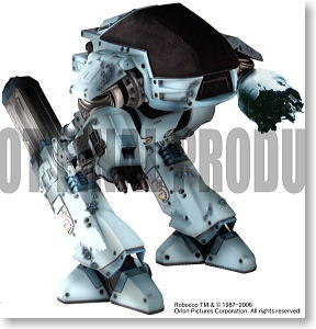 1/6 ROBOCOP - ED209 (Battle Damaged Exclusive) (完成品)★イリサワ限定Ver.