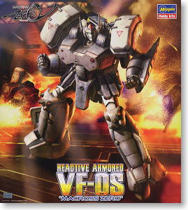 Reactive Armored VF-0S (Plastic model)