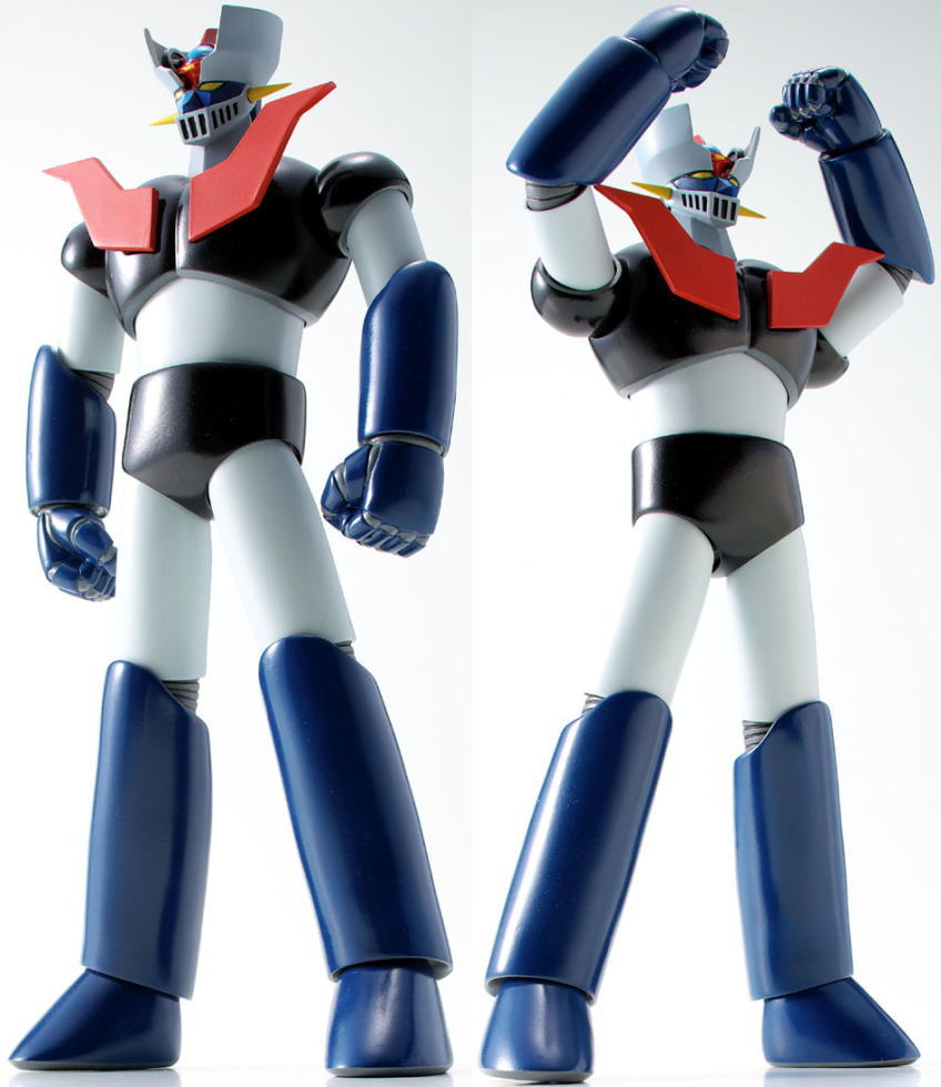 Mazinger Z Jet Scrandar The First Term Ver. (Completed) Item picture9