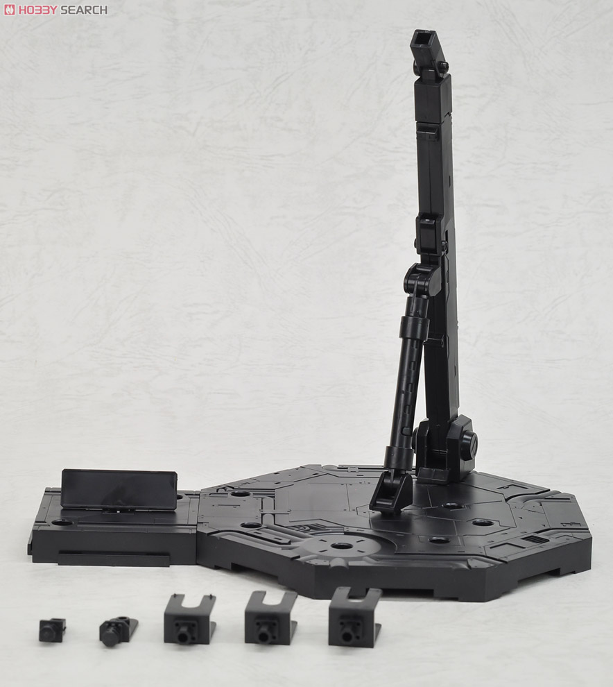Action Base 1 Black (Display) Item picture1