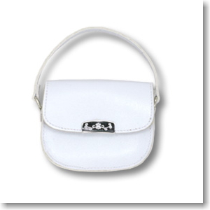 For 60cm *Odekake Hand Bag (White) (Fashion Doll)