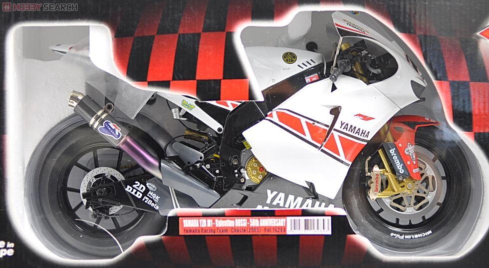 ヤマハ YZR M1 2005年バレンシア...