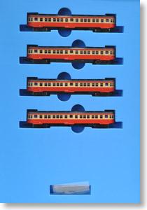 ICRO ACE 国鉄 キハ07系200番台・標準色・樽見線 (4両セット)