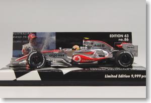 ボーダフォン マクラーレン メルセデス MP4/22 ハミルトン 「初レース初ポディウム」 スペシャルパッケージ/限定 (ミニカー)