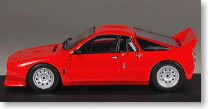 ランチア 037 ラリー ストラダーレ 1982 (レッド) (ミニカー)