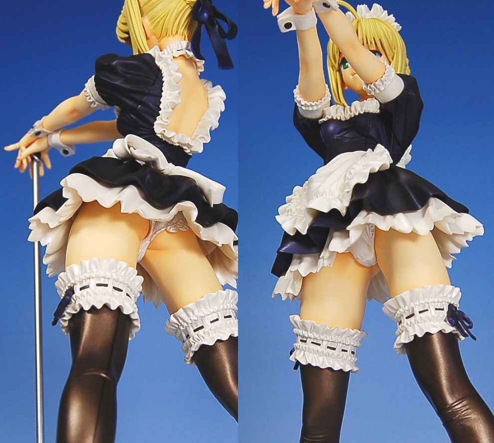 Saber Made Ver. From Alter (PVC Figure) Item picture8