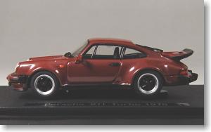 ポルシェ911 ターボ (1977/ブラウン) (ミニカー)