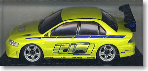 Mitsubishi Lancer Evolution VII THE FAST AND THE FURIOUS (RC Model