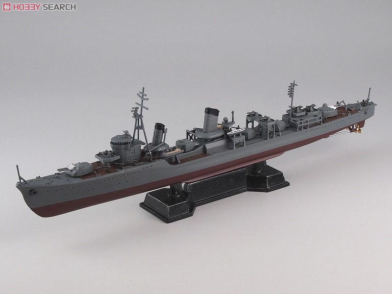 IJN Destroyer Akatsuki Class Ikazuchi With Etching Pparts (Plastic model) Images List