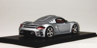 Ruf Ctr 3 Presentaz.2007 Silver 1:43 Spark Sp0714 Model