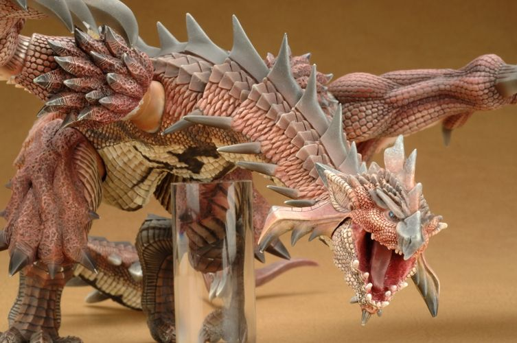 Hi-Blitz King of Sky Rathalos (Figure) Item picture1