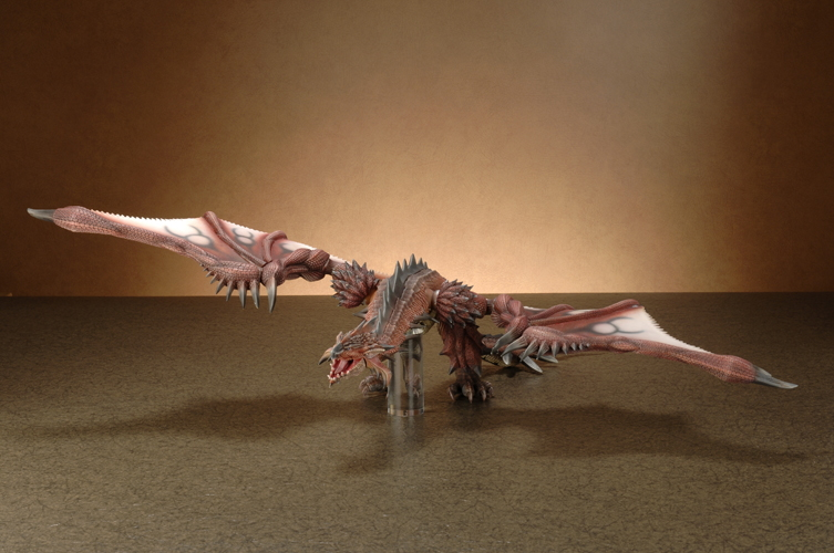 Hi-Blitz King of Sky Rathalos (Figure) Item picture2