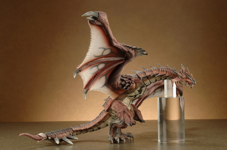 Hi-Blitz King of Sky Rathalos (Figure) Item picture3