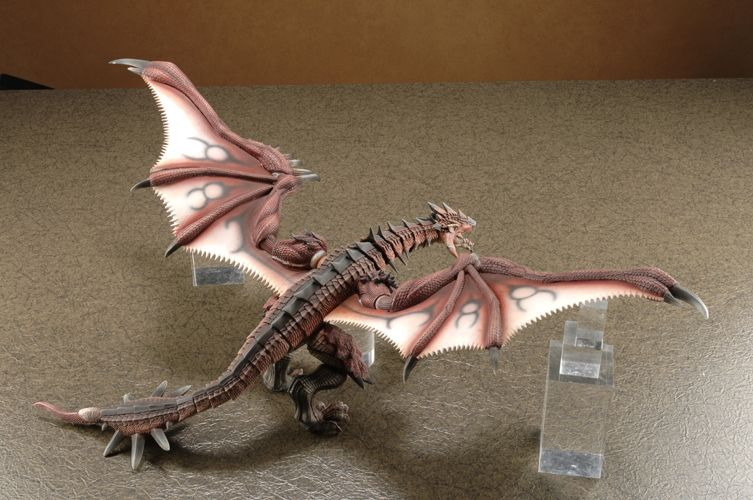 Hi-Blitz King of Sky Rathalos (Figure) Item picture5