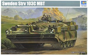 Sweden Strv 103C MBT (Plastic model)