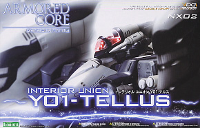 Interior Union Y01-Tellus (Plastic model)