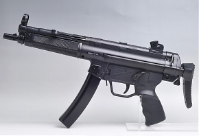 H&K MP5 A3 (ヘッケラー&コック MP5A3) (10歳以上用) (エアガン)