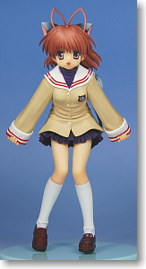 Furukawa Nagisa reproduction (PVC Figure)