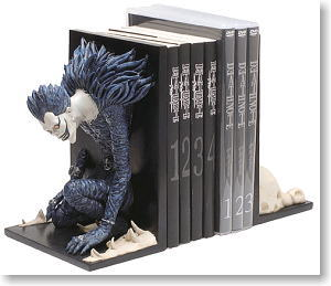 Death Note Bookends / Ryuk (Anime Toy)