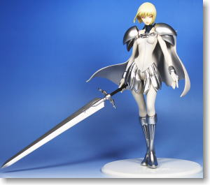 Excellent Model Claymore Clare (PVC Figure)