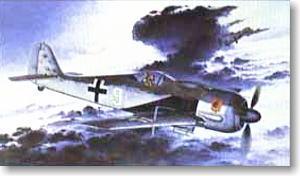 Focke-Wulf Fw190A-8/R-11 Nacht Jager (Plastic model)