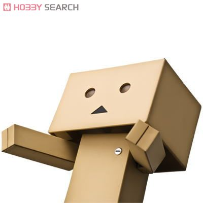 Revoltech Danboard (PVC Figure) Other picture2