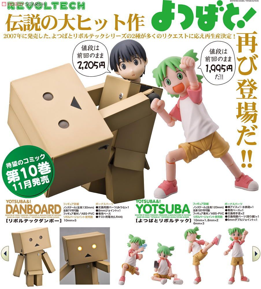 Revoltech Danboard (PVC Figure) Other picture7