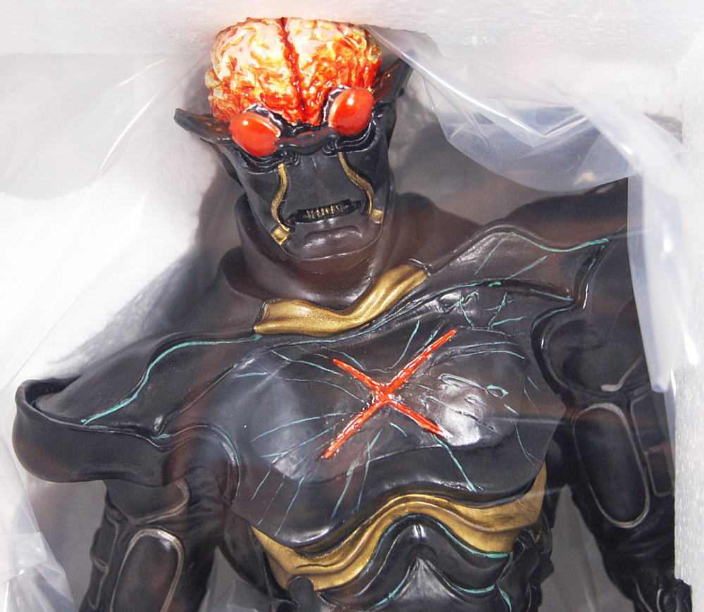 Cyborg Hakaider Art Storm Ver. (Completed) Item picture8