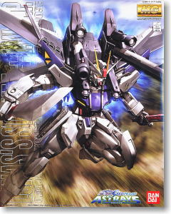 GAT-X105E Strike E+IWSP Lukas O`Donnell Custom (MG) (Gundam Model Kits)