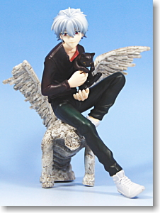 Evangelion <b>New</b> Theatre version Nagisa Kaoru (PVC Figure)